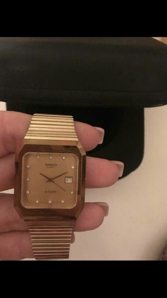 Used Gold Watch For Sale in Dubai, UAE