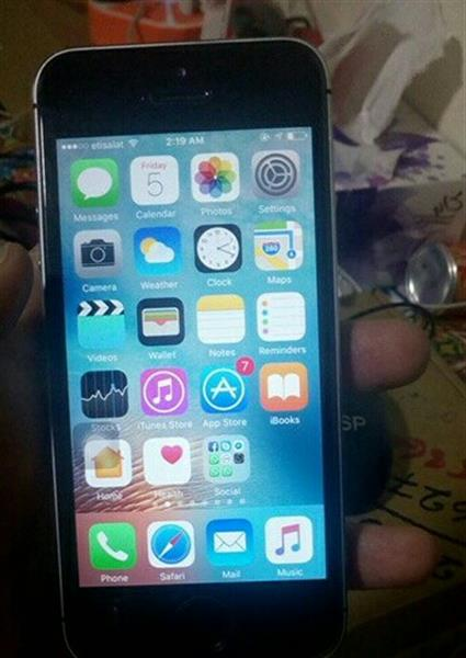 Used Iphone 5s 32 Gb Very Clean Body Perfect  in Dubai, UAE