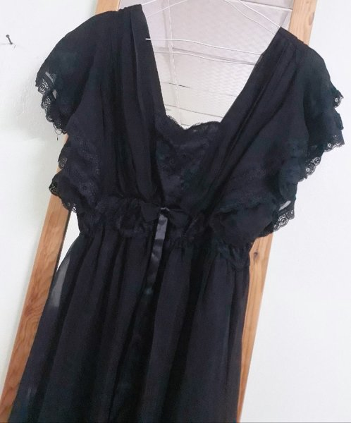 Used Blck dress in Dubai, UAE