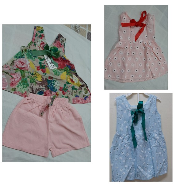 Used 1- 3 years dresses for lil princess in Dubai, UAE