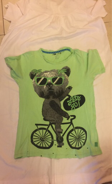 Used 3t shirts  for boys 11-12 years   in Dubai, UAE