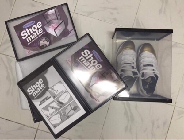 Used 2BS0162 SunnyWare ShoeMate 📦👟👟 in Dubai, UAE