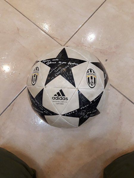 Used Adidas football in Dubai, UAE