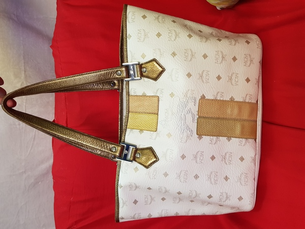 Used MCM Luxury Bag in Dubai, UAE