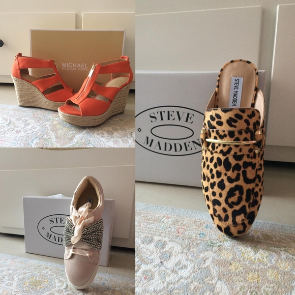 Used New shoes bundle offer in Dubai, UAE