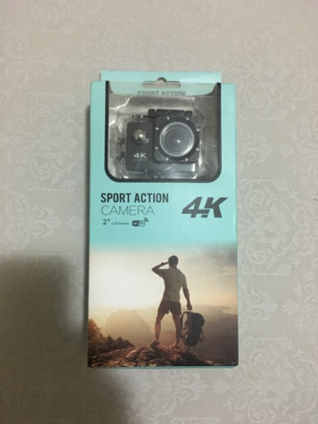 Used 4K Sports Action Under Water Camera in Dubai, UAE