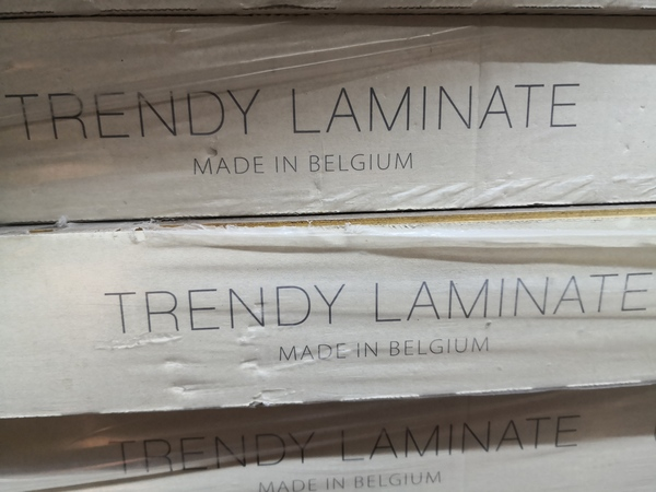Used trendy laminates wood sheets in Dubai, UAE