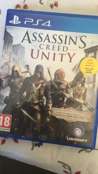 Used Assassin's creed unity  in Dubai, UAE