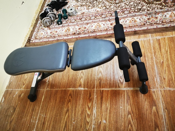 Used MARCY incline/decline Bench in Dubai, UAE