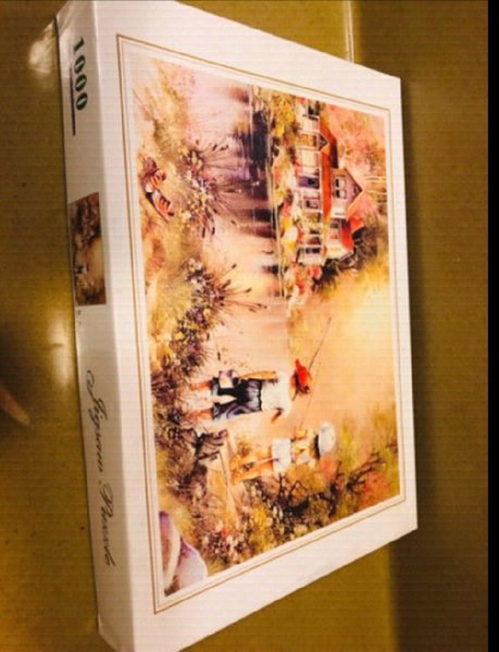 Used Puzzle 1000 pcs in Dubai, UAE