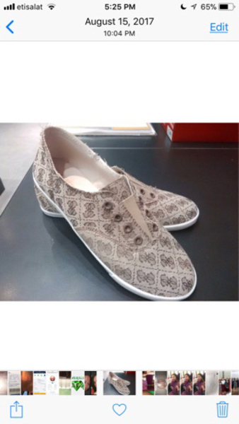 Used Guess ladies shoes in Dubai, UAE