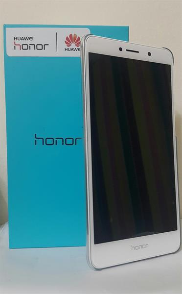 Used HUAWEI HONOR 6X - Opened Box - Android 7.0 Nougat_Under Warranty in Dubai, UAE