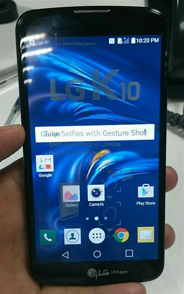 "Used LG K10 5""3 4G BRAND NEW BOX OPEN FOR PICTURE ONLY in Dubai, UAE"