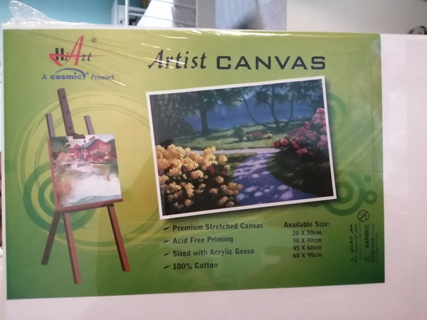 Used 4 drowing canvas 1big & 3small + gift in Dubai, UAE