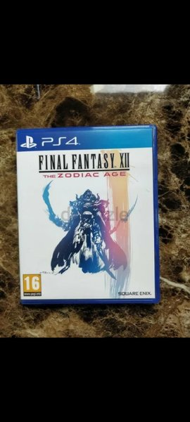 Used Final Fantasy XII - PS4 - As New in Dubai, UAE