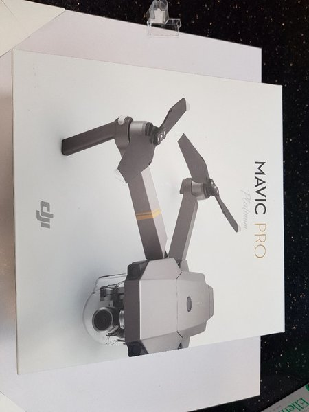 Used Mavic Pro PLATINUM Edition in Dubai, UAE