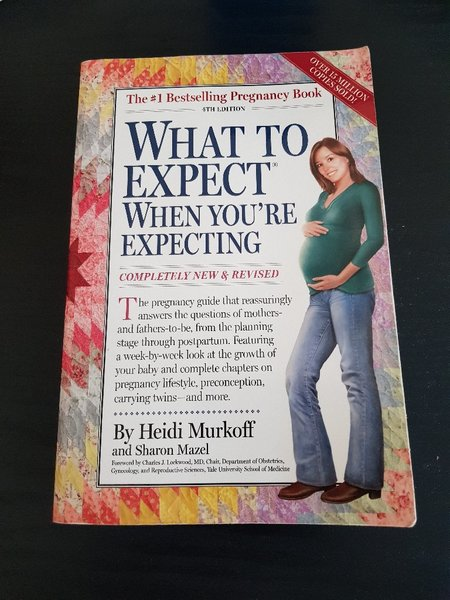 Used What to Expect When You're Expecting in Dubai, UAE