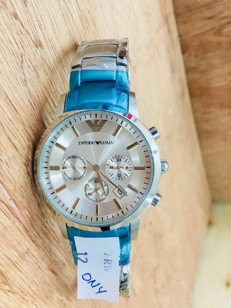 Used Branded  men watch ..EMPRIO ARMANI in Dubai, UAE