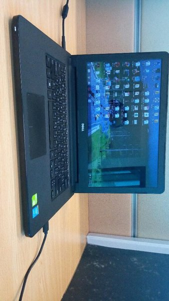 Used Laptop Inspiron 5458 Core i7 in Dubai, UAE