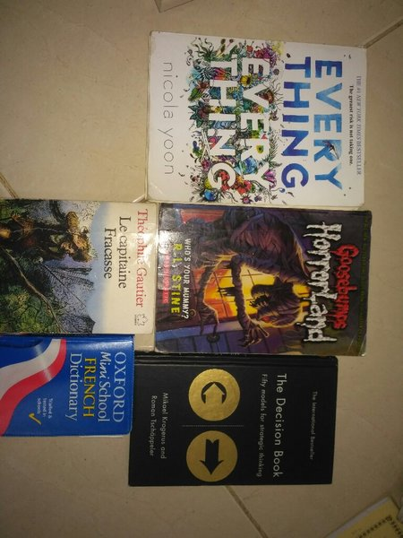 Used Young adult and childrens Books in Dubai, UAE
