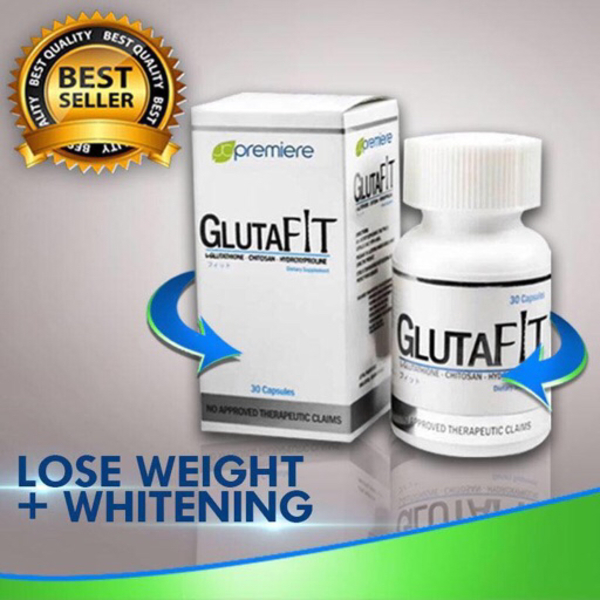 Used Glutafit for weight loss and whitening  in Dubai, UAE