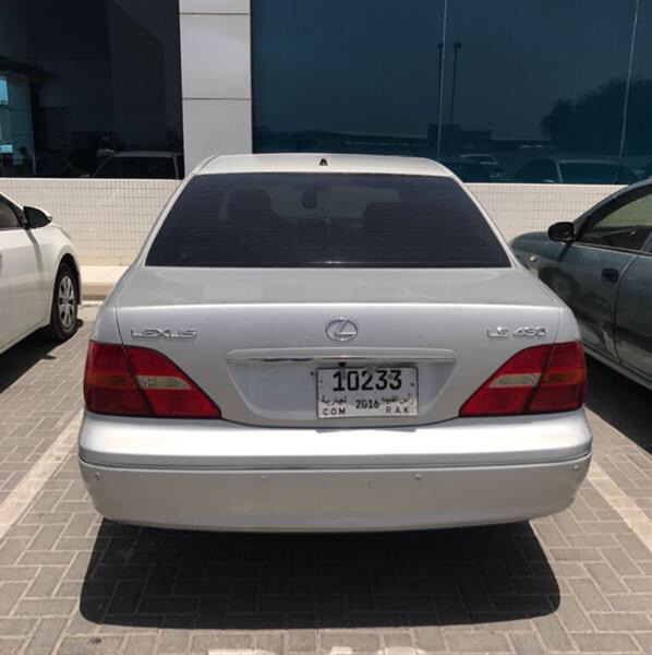 Used Lexus LS 430 Sedan in Dubai, UAE