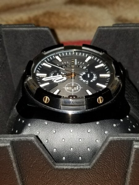 Used DIESEL WATCH FOR MEN in Dubai, UAE