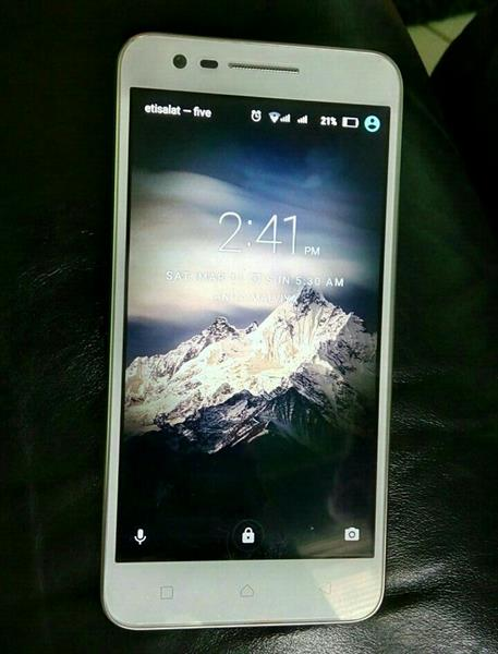 Lenovo Vibe C2  (Just Unboxed)
