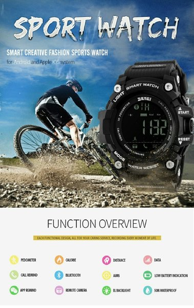 Used German Made SMART Watch -1 Year Warranty in Dubai, UAE
