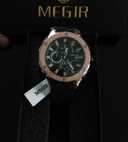 Used Original Megir Racing Edition Sports Wat in Dubai, UAE