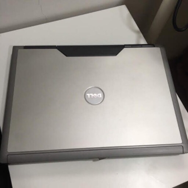 "Used Dell M65 15"" Laptop c2d 3GB 200GB HDD in Dubai, UAE"