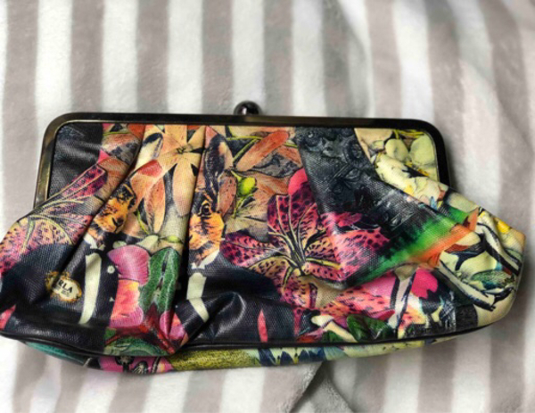 Used Furla clutch authentic best price in Dubai, UAE