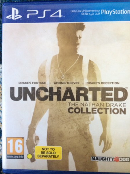 Used Uncharted: the Nathan drake collection. in Dubai, UAE