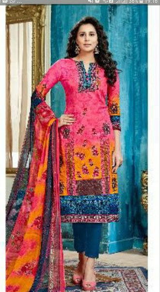 Ladies Lawn and Cotton Suits