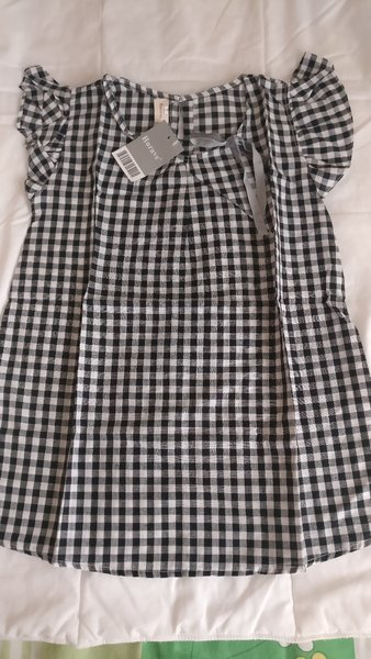 Used New checks dress in Dubai, UAE