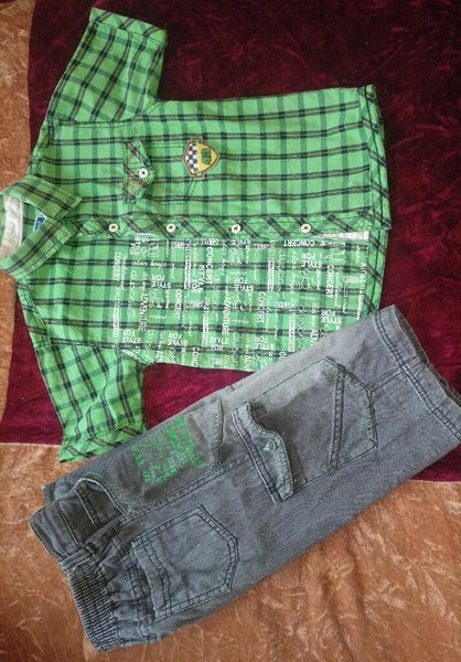 Used Boys dress  from 5-7 years in Dubai, UAE