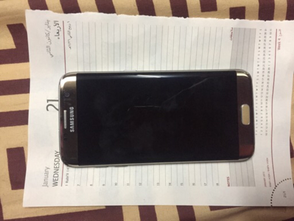 Used Samsung galaxy 7edge  in Dubai, UAE