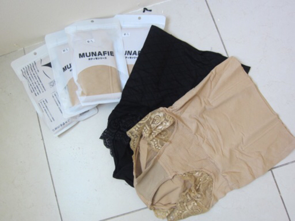 Used 5 pcs slimming panty in Dubai, UAE