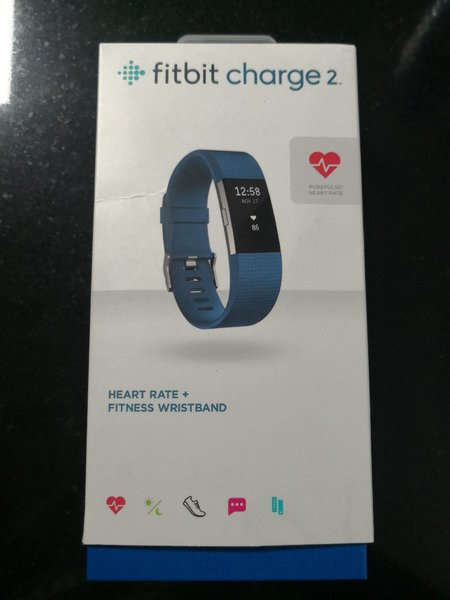 Used Fitbit Charge 2 in Dubai, UAE