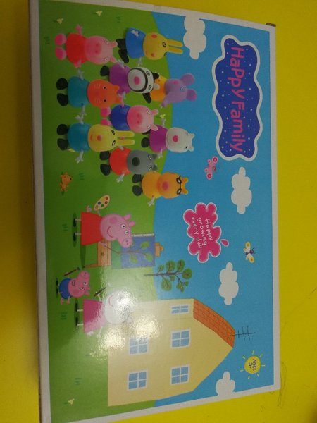Used Peppa family. New in Dubai, UAE