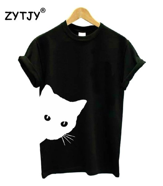 Used 3 cat lovers t-shirts size S in Dubai, UAE