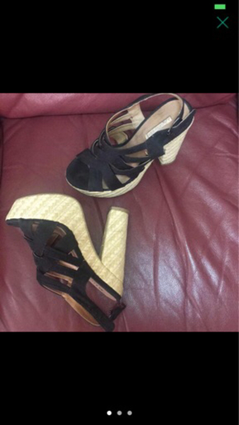 Used Sandals Used Once  in Dubai, UAE