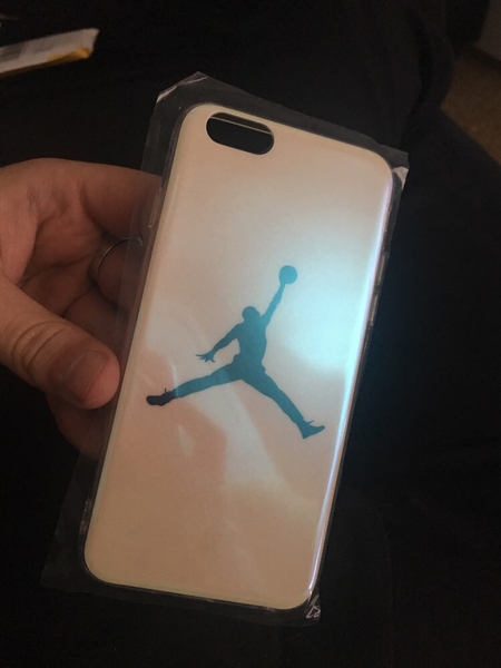 Used White Jordan for iPhone 6/6s  in Dubai, UAE