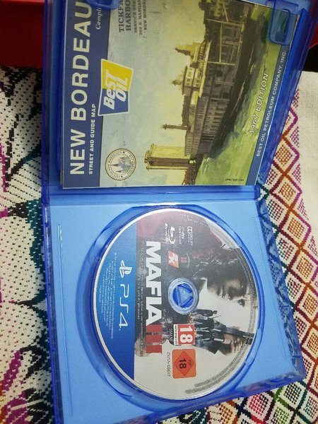 Used Mafia 3 - PS4 Game in Dubai, UAE