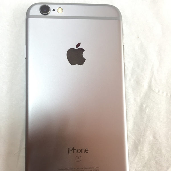 Used iphone 6s original.. with box with charger and headphone... good condition....!!!! in Dubai, UAE