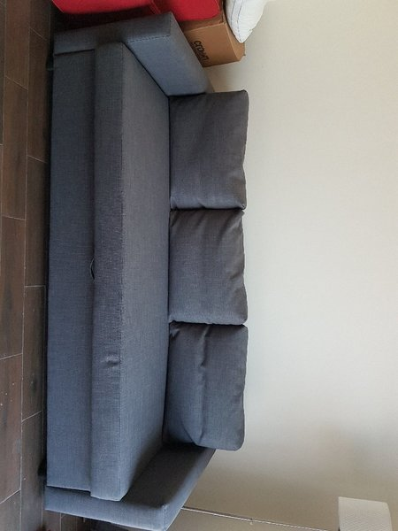 Used Ikea sofa bed in Dubai, UAE