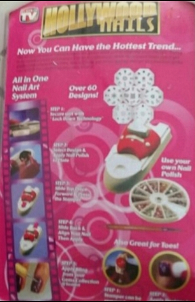 Used New nails art sealled pack sterile in Dubai, UAE