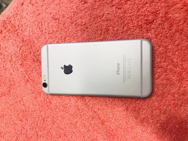 Used IPhone 6 128 Finger print no work in Dubai, UAE