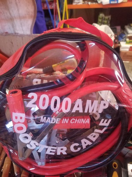 Used Car Boster cable in Dubai, UAE