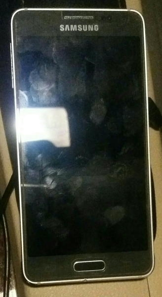 Used Samsung Alpha Mobile  in Dubai, UAE